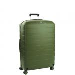 Trolley - Roncato Valigia Trolley 4R BOX 2.0 M Verde Militare