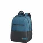 Zaino - American Tourister Zaino City Drift Laptop Backpack L Black/Blue