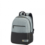 Zaino - American Tourister Zaino City Drift Laptop Backpack L Black Grey