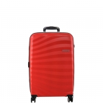 Trolley - American Tourister Valigia Trolley Oceanfront Spinner S Orange