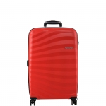 Trolley - American Tourister Valigia Trolley Oceanfront Spinner M Orange