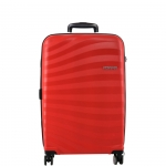 Trolley - American Tourister Valigia Trolley Oceanfront Spinner L Orange
