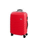 Trolley - Roncato Valigia Trolley Fusion 4R S Rosso