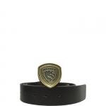 Cinture - Blauer Cintura in Pelle BLCU00144 Testa di Moro
