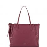 Shopping bag - Liu jo Borsa Shopping Bag L Gioia A68046E0033 Dark Red