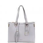 Shopping bag - Liu jo Borsa Shopping Bag L Isola A68001E0087 Frozen