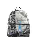 Zaino - Y Not? Zaino Backpack S Dark Blue Gun Paris Blue Rain K 380
