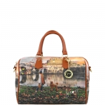 Bauletto - Y Not? Borsa Bauletto M Tan Gold Roma Joyful Wind K 318
