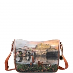 Shoulder Bag - Y Not? Borsa Shoulder Bag M Tan Gold Roma Joyful Wind K 370