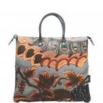 Shopping bag - Gabs Shopping Bag Piatta Trasformabile G3 L Cuoio