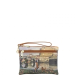 Pochette - Y Not? Pochette S Tan Gold Roma Joyful Wind K 342