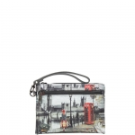 Pochette - Y Not? Pochette S Grey Gun London Autumn in London K 342