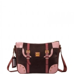 Shoulder Bag - Y Not? Borsa Shoulder Bag M Dream DR 06 Dark Brown
