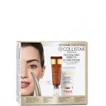 Attivi Puri - Collistar Attivi Puri Contorno Occhi Acido Ialuronico + Peptidi + Sonic Eye & Face System + Crema Balsamo Collagene