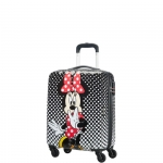 Trolley - American Tourister Valigia Trolley Disney Legend Spinner S AlfaTwist 2.0 Minnie Mouse Polka Dot