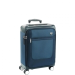 Trolley - Roncato Valigia Trolley 4R New York S Navy Blu