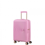 Trolley - American Tourister Valigia Trolley Soundbox Spinner Exp S Pearl Pink