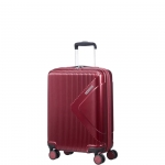 Trolley - American Tourister Valigia Trolley Modern Dream Spinner S Wine Red