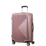 Trolley - American Tourister Valigia Trolley Modern Dream Spinner EXP L Rose Gold
