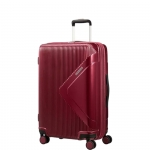 Trolley - American Tourister Valigia Trolley Modern Dream Spinner EXP L Wine Red