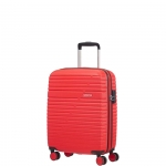 Trolley - American Tourister Valigia Trolley Aero Racer Spinner S Poppy Red