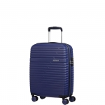 Trolley - American Tourister Valigia Trolley Aero Racer Spinner S Nocturne Blue