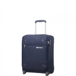 Trolley - Samsonite Valigia Trolley Base Boost Upright XS Underseater 45 Navy Blue