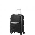 Trolley - Samsonite Valigia Trolley Flux Spinner Exp S Black