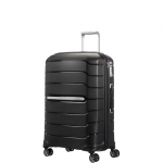 Trolley - Samsonite Valigia Trolley Flux Spinner Exp M Black