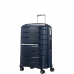 Trolley - Samsonite Valigia Trolley Flux Spinner Exp M Navy Blue