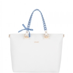 Shopping bag - Liu jo Borsa Shopping Bag L Manhattan N19094E0017 Off White