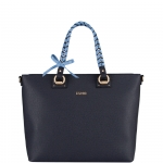 Shopping bag - Liu jo Borsa Shopping Bag L Manhattan N19094E0017 Midnight