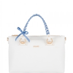 Bauletto - Liu jo Borsa Bauletto M Manhattan N19103E0017 Off White