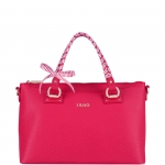 Bauletto - Liu jo Borsa Bauletto M Manhattan N19103E0017 Feel Rouge