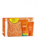 pelli ipersensibili - Collistar Crema Solare Protezione Attiva SPF 30 Pelli Ipersensibili + Doccia Shampoo Doposole + Pochette