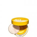 Fondotinta solare - Clarins Compact Solaire Minéral SPF 30 - Viso Colorazione Universale