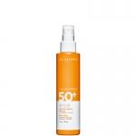 alta protezione - Clarins Lait-En-Spray Solaire SPF 50 + - Latte Solare Corpo