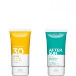 alta protezione - Clarins Crème Solaire SPF 30 - Crema Solare Corpo Confezione