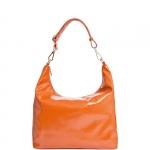 Shoulder Bag - Nalì Borsa Zaino M Vernice Arancio