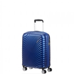 Trolley - American Tourister Valigia Trolley JetGlam Spinner S Metallic Blue
