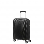 Trolley - American Tourister Valigia Trolley JetGlam Spinner S Metallic Black