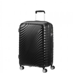 Trolley - American Tourister Valigia Trolley JetGlam Spinner Exp L Metallic Black