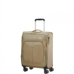 Trolley - American Tourister Valigia Trolley SummerFunk Spinner Exp S Beige