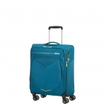 Trolley - American Tourister Valigia Trolley SummerFunk Spinner Exp S Teal
