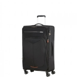 Trolley - American Tourister Valigia Trolley SummerFunk Spinner EXP M Black