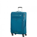 Trolley - American Tourister Valigia Trolley SummerFunk Spinner EXP M Teal