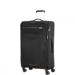 Trolley - American Tourister Valigia Trolley SummerFunk Spinner EXP L Black