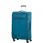 Trolley - American Tourister Valigia Trolley SummerFunk Spinner EXP L Teal