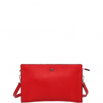 Tracolla - Y Not? Borsa Tracolla Clutch S CAR14 Red