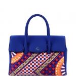 Hand Bag - Y Not? Borsa Hand Bag L PAN005 Royal